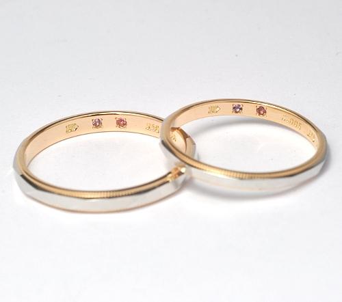 ルノア結婚指輪